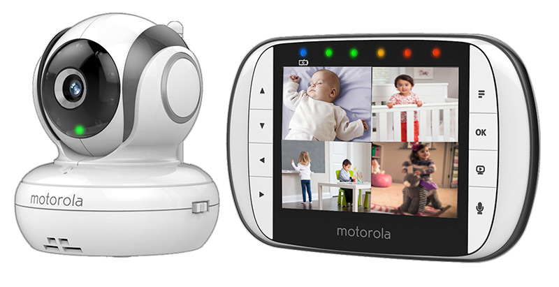 Motorola MBP36s Baby Monitor Review