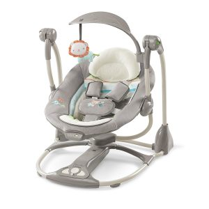 Best baby swings and seats Ingenuity convert me 2 seat candler swing.