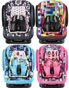 cosatto hug car seat colours