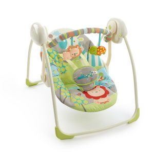 Bright Starts Up Up and Away Swing Best Swings for infants