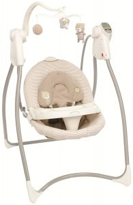 Graco Lovin Hug Swing - Benny and Bell Best cute baby swings