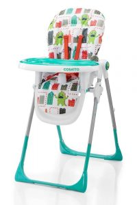 Cosatto Noodle Supa Monster Arcade Highchair
