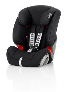 Britax Evolva 123 Car Seat Review