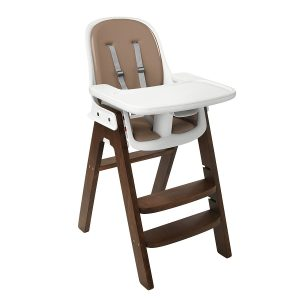 OXO Tot Sprout Highchair (Walnut/ Taupe) review