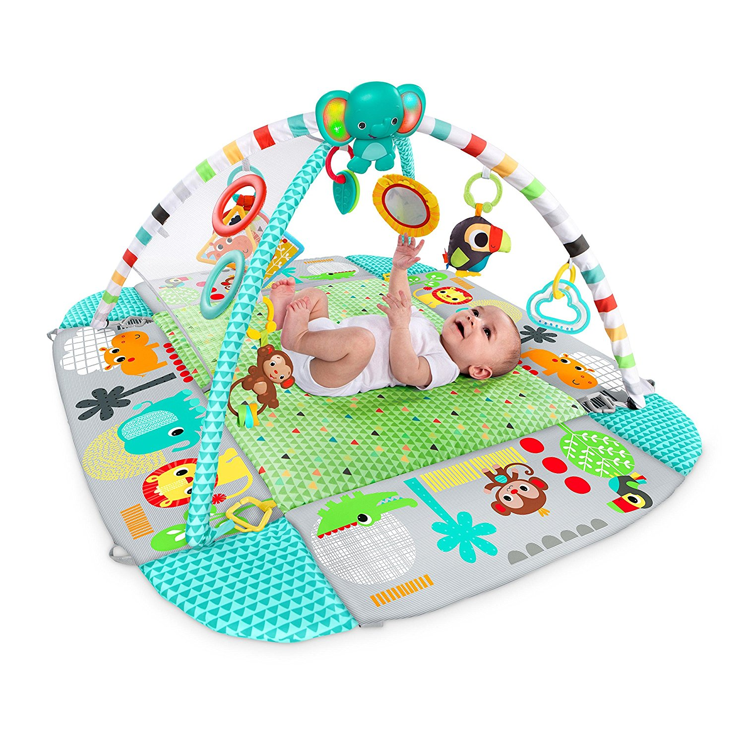 Bright Starts 5-in-1 Your Way Ball Play Activity Gym ...