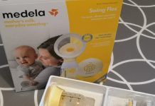 Medela Swing Flex Breast Pump Review